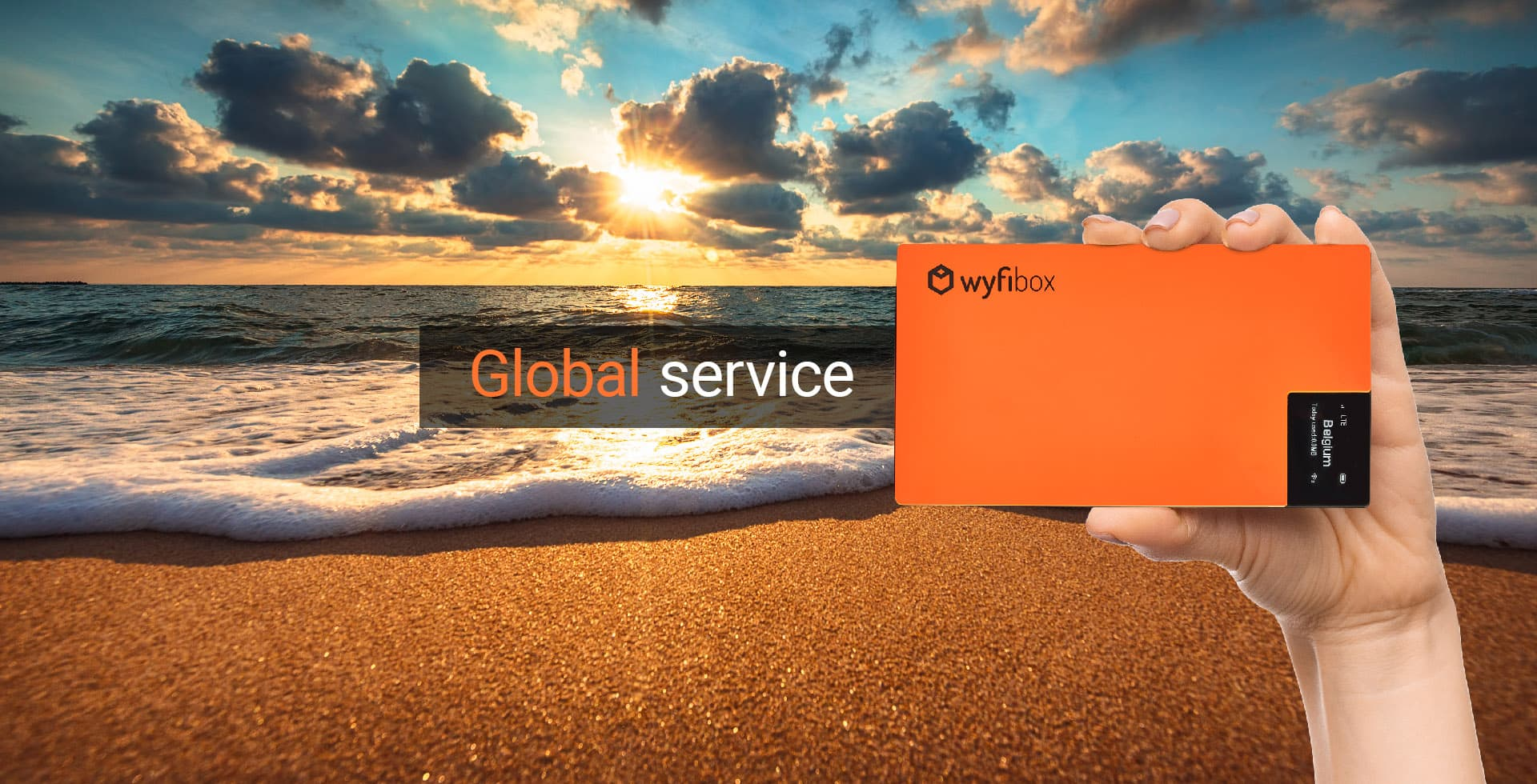 Wyfibox works in over 150 destinations